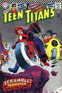Cover Thumbnail for Teen Titans (DC, 1966 series) #10