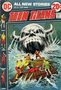 Cover Thumbnail for Teen Titans (DC, 1966 series) #42