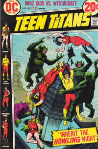 Cover Thumbnail for Teen Titans (DC, 1966 series) #43