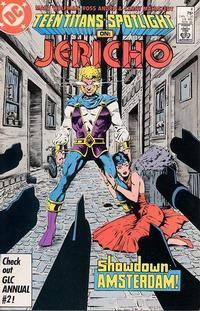 Cover Thumbnail for Teen Titans Spotlight (DC, 1986 series) #4