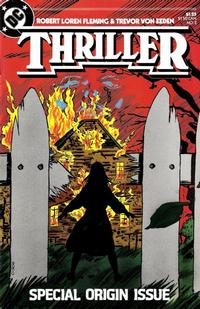 Cover Thumbnail for Thriller (DC, 1983 series) #2