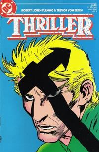Cover for Thriller (1983 series) #3