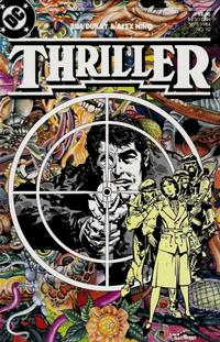 Cover Thumbnail for Thriller (DC, 1983 series) #10