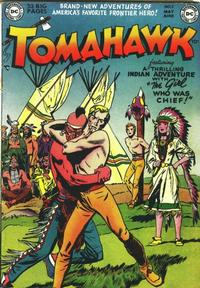 Cover Thumbnail for Tomahawk (DC, 1950 series) #5