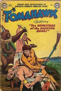 Cover Thumbnail for Tomahawk (DC, 1950 series) #24