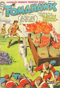 Cover Thumbnail for Tomahawk (DC, 1950 series) #27