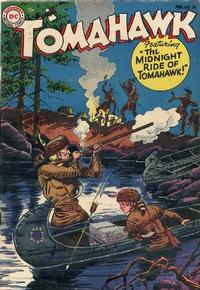 Cover Thumbnail for Tomahawk (DC, 1950 series) #30