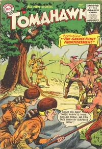 Cover Thumbnail for Tomahawk (DC, 1950 series) #33