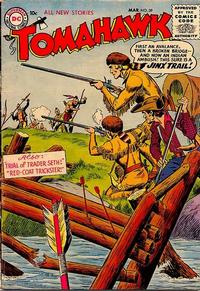 Cover Thumbnail for Tomahawk (DC, 1950 series) #39