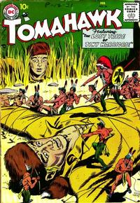 Cover Thumbnail for Tomahawk (DC, 1950 series) #54