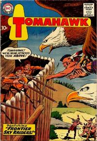 Cover Thumbnail for Tomahawk (DC, 1950 series) #55