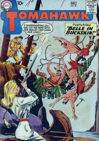 Cover Thumbnail for Tomahawk (DC, 1950 series) #59