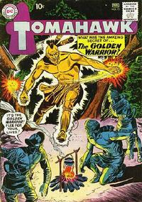 Cover Thumbnail for Tomahawk (DC, 1950 series) #72