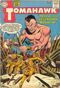 Cover Thumbnail for Tomahawk (DC, 1950 series) #75