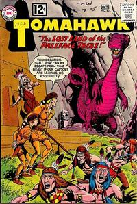 Cover Thumbnail for Tomahawk (DC, 1950 series) #82