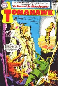 Cover Thumbnail for Tomahawk (DC, 1950 series) #87