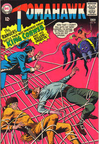 Cover Thumbnail for Tomahawk (DC, 1950 series) #99