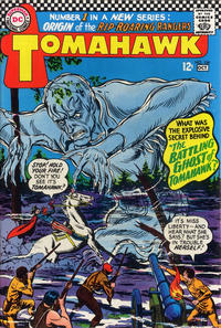 Cover Thumbnail for Tomahawk (DC, 1950 series) #106