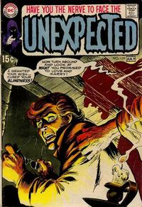 Cover Thumbnail for The Unexpected (DC, 1968 series) #119