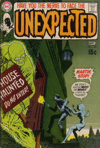 Cover Thumbnail for The Unexpected (DC, 1968 series) #120