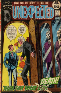 Cover Thumbnail for The Unexpected (DC, 1968 series) #131