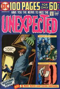 Cover for The Unexpected (1968 series) #158