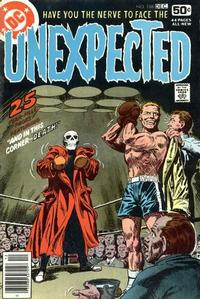 Cover Thumbnail for The Unexpected (DC, 1968 series) #188