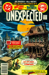 Cover Thumbnail for The Unexpected (DC, 1968 series) #189