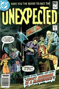 Cover Thumbnail for The Unexpected (DC, 1968 series) #201