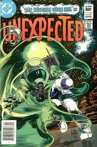 Cover Thumbnail for The Unexpected (DC, 1968 series) #221 [Newsstand]