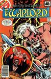 Cover for Warlord (DC, 1976 series) #16
