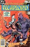 Warlord #25