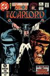 Cover for Warlord (1976 series) #57