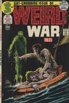 Cover for Weird War Tales (DC, 1971 series) #3
