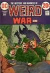 Cover for Weird War Tales (DC, 1971 series) #12