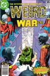Cover for Weird War Tales (DC, 1971 series) #63