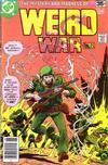 Cover for Weird War Tales (1971 series) #64