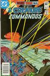 Cover Thumbnail for Weird War Tales (1971 series) #121 [Newsstand]