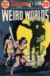 Cover for Weird Worlds (DC, 1972 series) #3