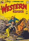 Cover for Western Comics (DC, 1948 series) #3
