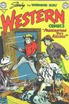Cover for Western Comics (DC, 1948 series) #34