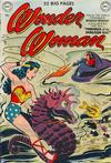 Cover for Wonder Woman (DC, 1942 series) #44