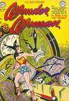 Cover for Wonder Woman (DC, 1942 series) #46