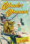 Cover for Wonder Woman (DC, 1942 series) #54