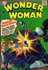Cover for Wonder Woman (DC, 1942 series) #163