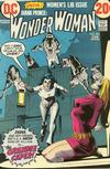 Cover for Wonder Woman (DC, 1942 series) #203
