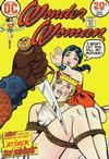 Cover for Wonder Woman (DC, 1942 series) #209