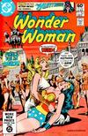 Cover for Wonder Woman (DC, 1942 series) #286