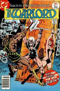 Cover Thumbnail for Warlord (DC, 1976 series) #7