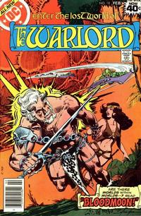 Cover Thumbnail for Warlord (DC, 1976 series) #18